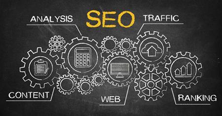企业官网建设初期该怎么进行网站优化